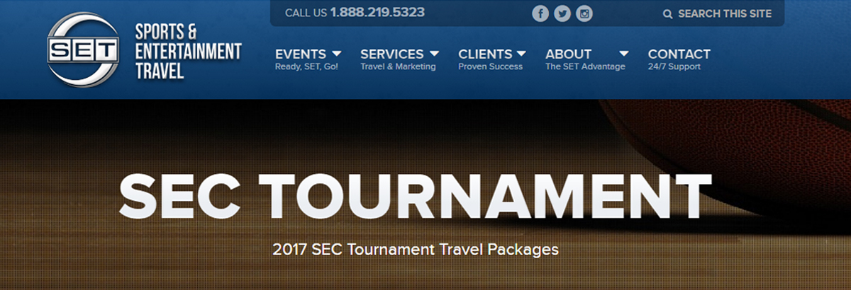 SET Basketball Travel Packages