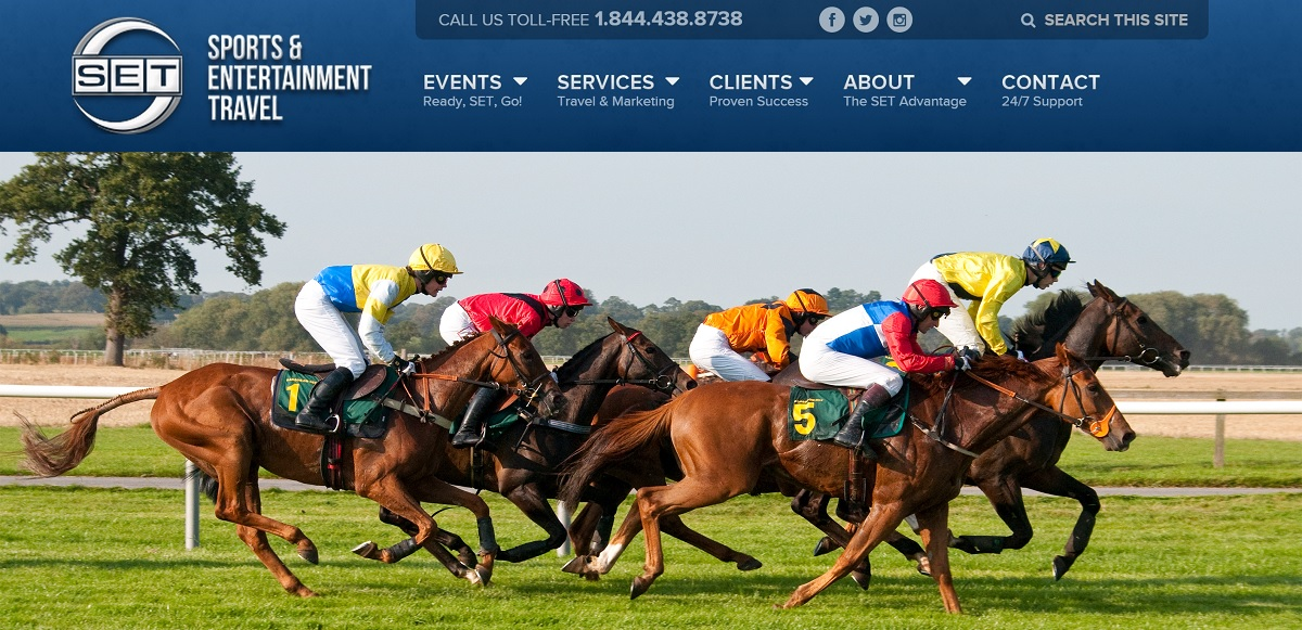 SET Horse Racing Travel Packages