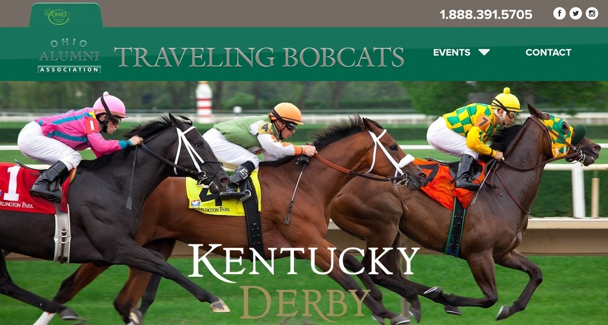 Ohio Alumni Kentucky Derby Travel Package